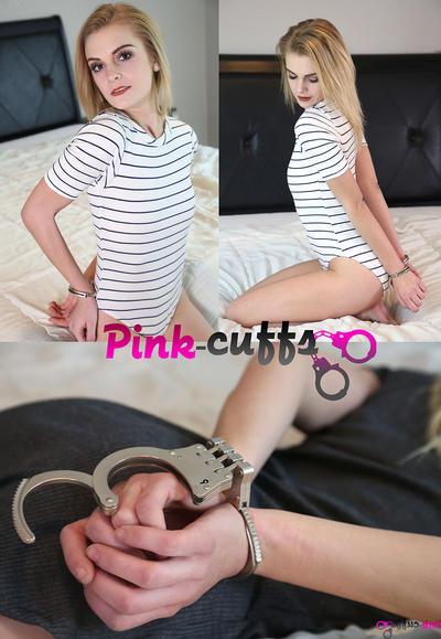 Pink cuffs